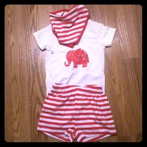 Baby Way 3 piece outfit from Brazil